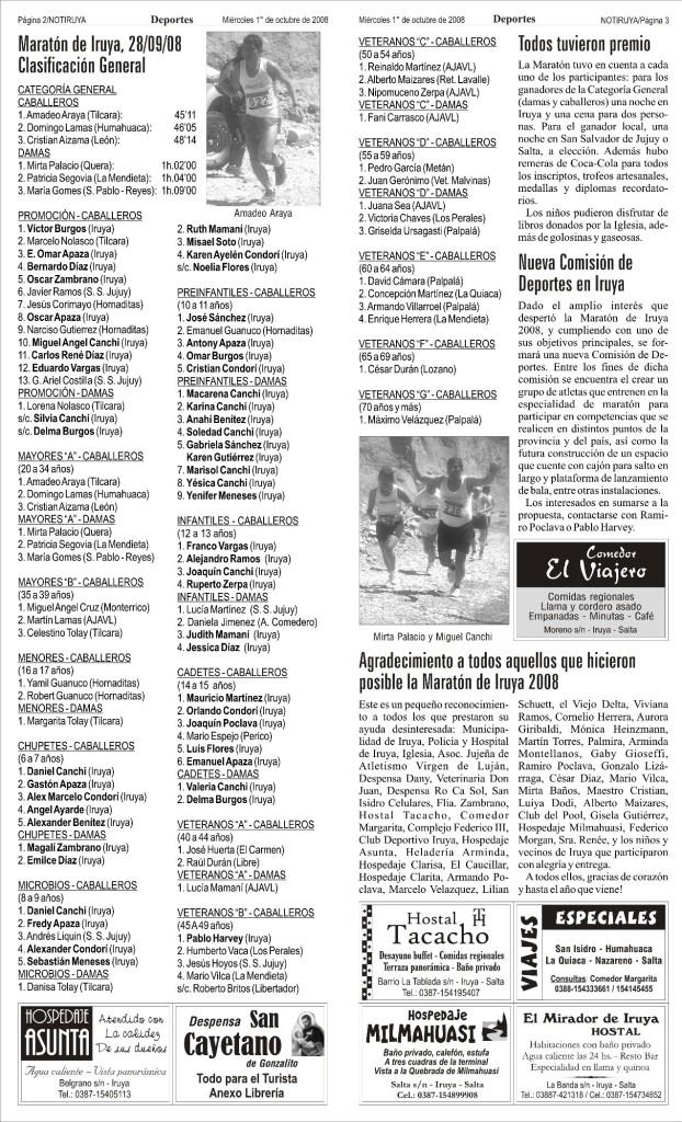 Notiruya 0, pág 02 y 03