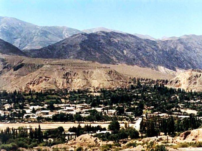 Vista de Tilcara