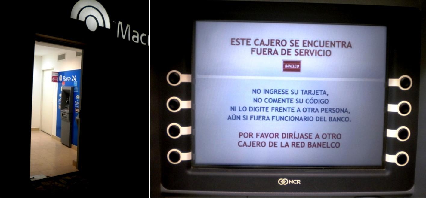 En iruya sin cajero electr nico notiruya for Como cobrar en un cajero automatico
