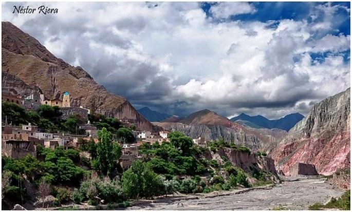 Vista de Iruya. (Foto: Néstor Riera)