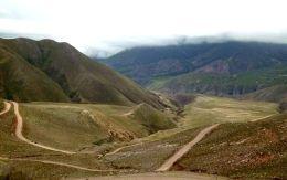 El camino hacia Iruya. (Foto: Alejandro Velez Khatcherian)