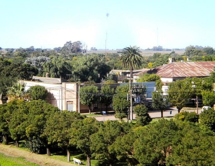 Otra vista de San Eduardo. (Foto: Pablo Harvey)