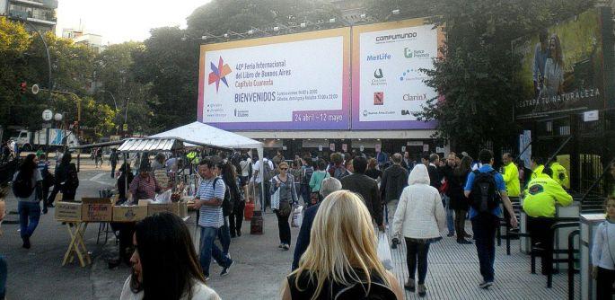 40ma Feria Internacional del Libro, en Buenos Aires
