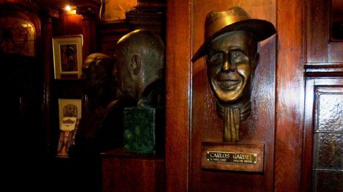 El Café Tortoni por dentro, un lujo para la vista