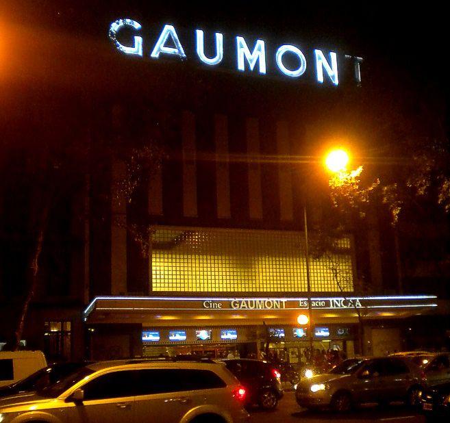 El cine Gaumont. Películas a precio muy accesibles