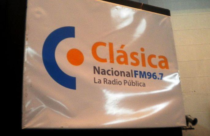 Clásica, de Radio Nacional
