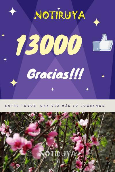 13000 para blog